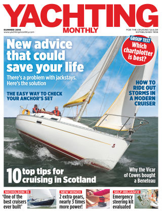 Yachting Monthly Summer 2016