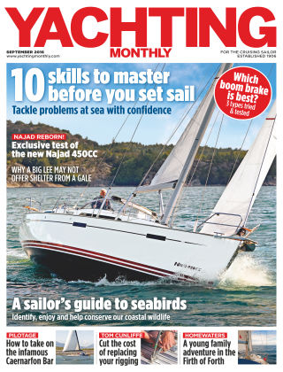 Yachting Monthly September 2016