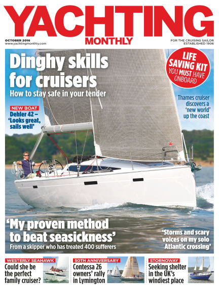Yachting Monthly September 15, 2016 00:00