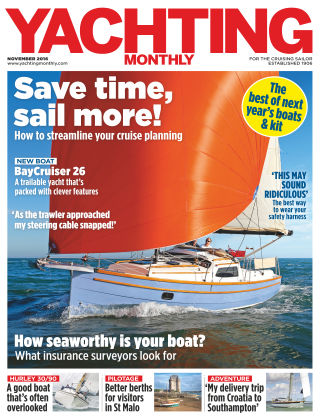 Yachting Monthly November 2016