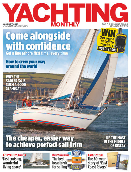 Yachting Monthly December 08, 2016 00:00