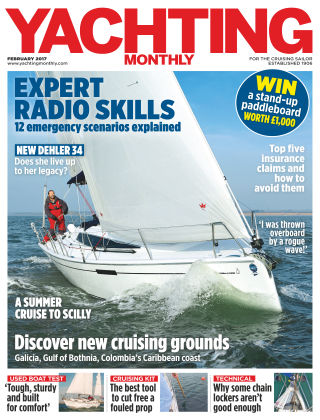 Yachting Monthly February 2017