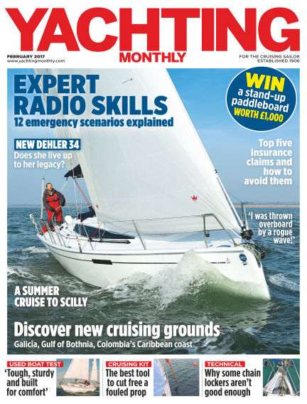 Yachting Monthly January 05, 2017 00:00