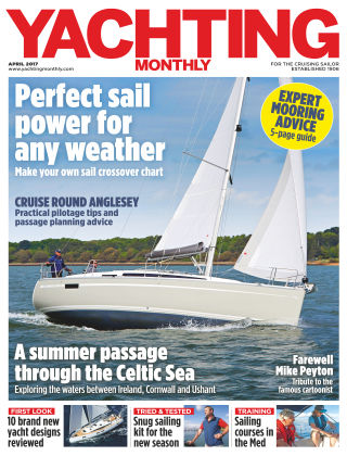 Yachting Monthly Magazine April 2017