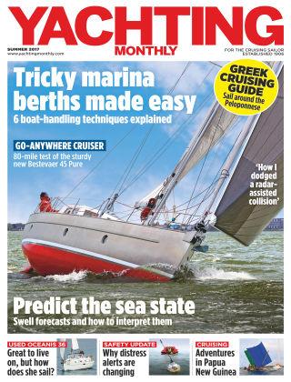 Yachting Monthly Magazine Summer 2017