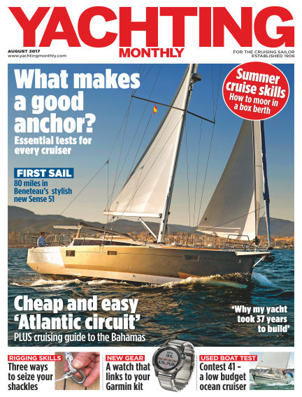 Yachting Monthly July 20, 2017 00:00