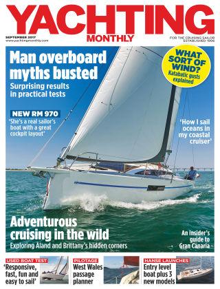 Yachting Monthly Magazine September 2017