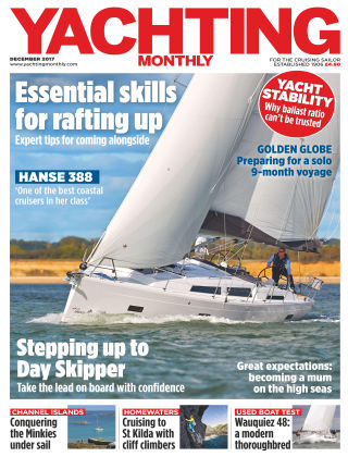 Yachting Monthly Dec 2017