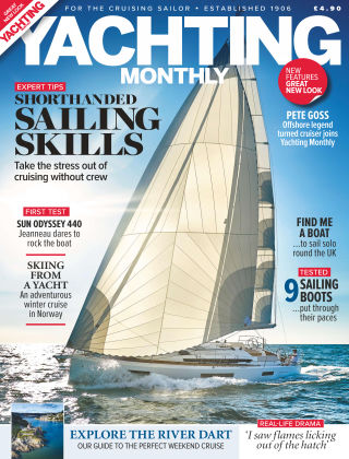 Yachting Monthly Magazine Jan 2018