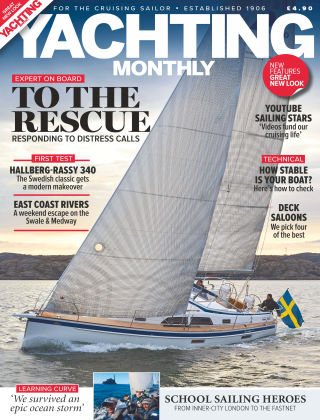 Yachting Monthly Feb 2018