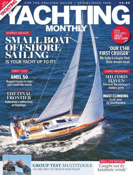 Yachting Monthly February 01, 2018 00:00
