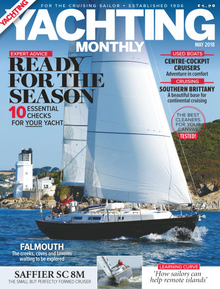 Yachting Monthly March 29, 2018 00:00