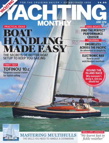 Yachting Monthly April 26, 2018 00:00
