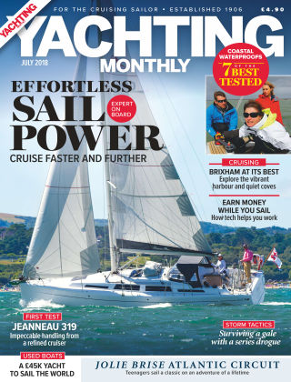 Yachting Monthly Jul 2018