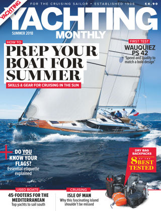 Yachting Monthly Summer 2018