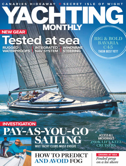 Yachting Monthly September 13, 2018 00:00