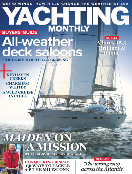 Yachting Monthly October 11, 2018 00:00