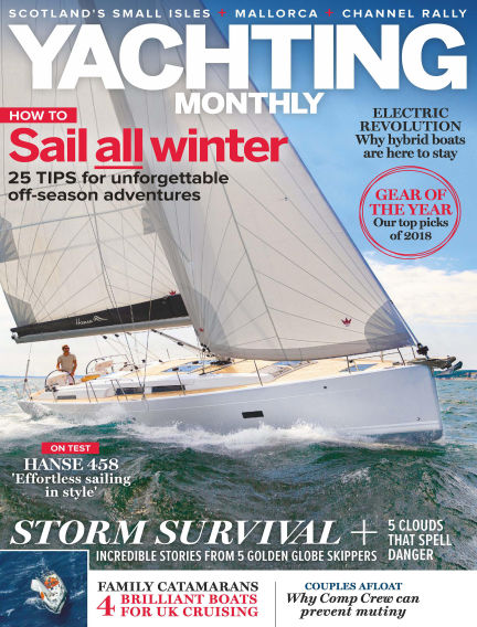 Yachting Monthly November 08, 2018 00:00
