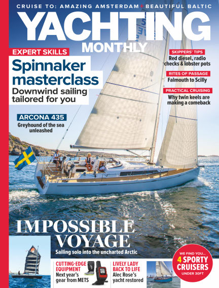 Yachting Monthly December 06, 2018 00:00