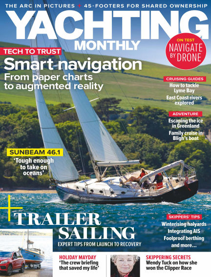 Yachting Monthly January 03, 2019 00:00