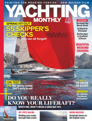 Yachting Monthly May 2019