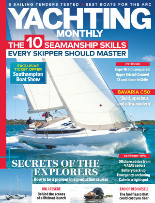 Yachting Monthly Sep 2019