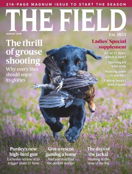 The Field July 19, 2018 00:00