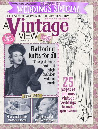 Woman's Weekly Vintage View Issue 3