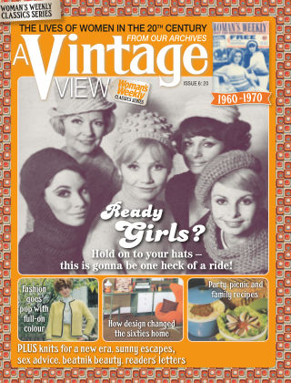 Woman's Weekly Vintage View Issue 6