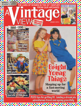 Woman's Weekly Vintage View Issue 8
