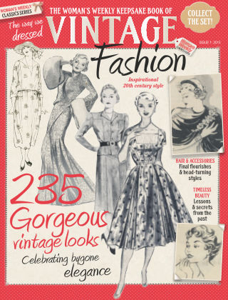 Woman's Weekly Vintage View Classic 1