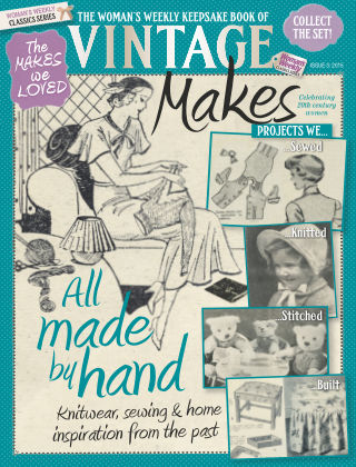 Woman's Weekly Vintage View Classics 3 2015