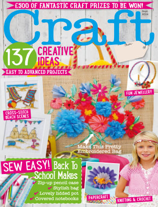 Love To Make with Woman's Weekly September 2014