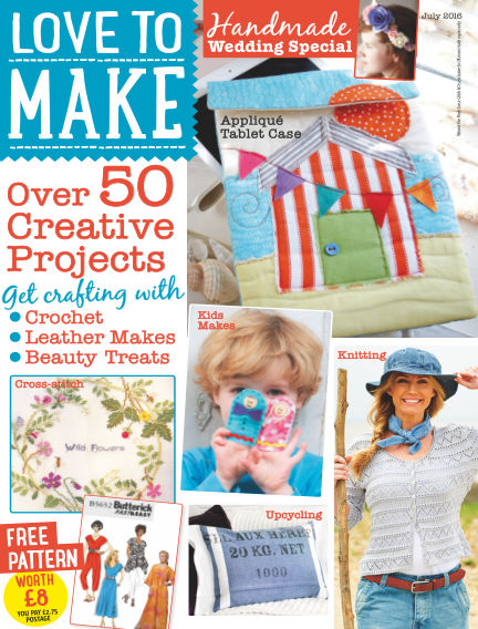 Love To Make with Woman's Weekly June 02, 2016 00:00