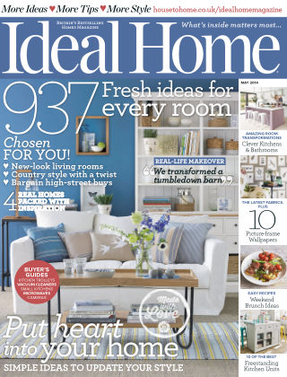 Ideal Home May 2014