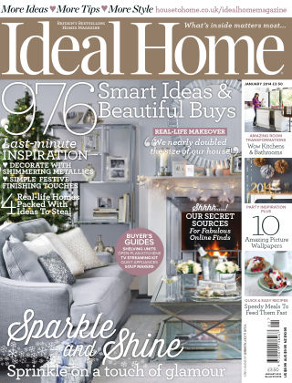 Ideal Home January 2014