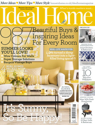 Ideal Home June 2014