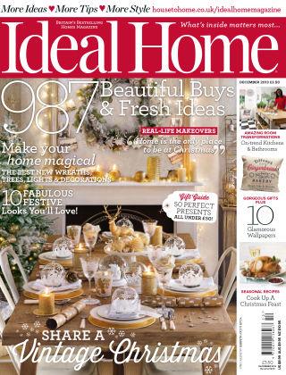 Ideal Home December 2013