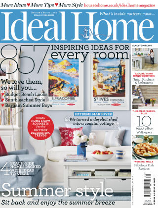 Ideal Home August 2014