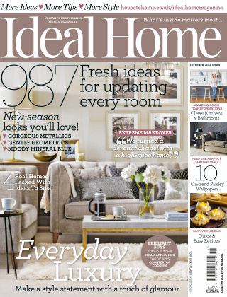 Ideal Home October 2014