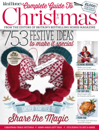 Ideal Home Christmas Guide 2014