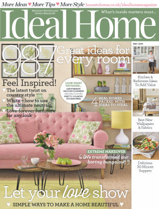 Ideal Home May 2015