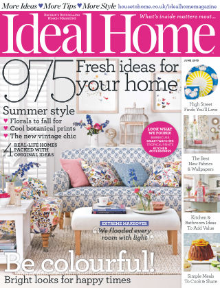 Ideal Home June 2015
