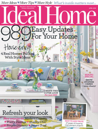 Ideal Home April 2016