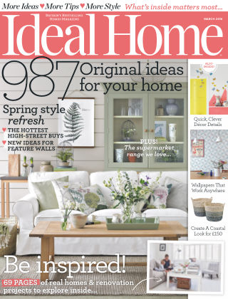 Ideal Home March 2016