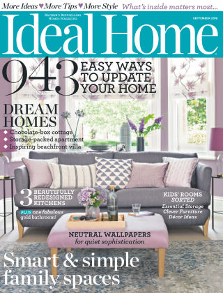 Ideal Home September 2016