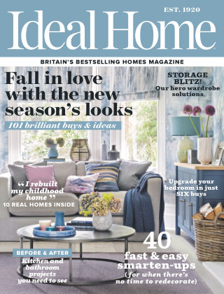 Ideal Home October 2016