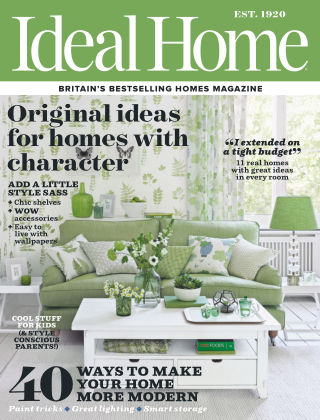 Ideal Home May 2017