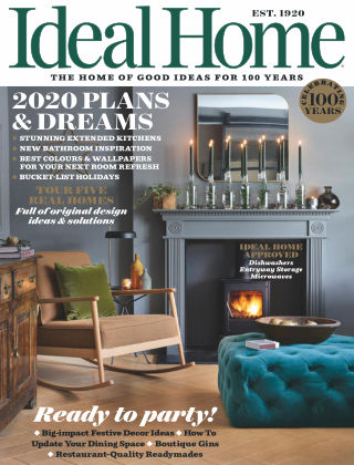 Ideal Home Jan 2020