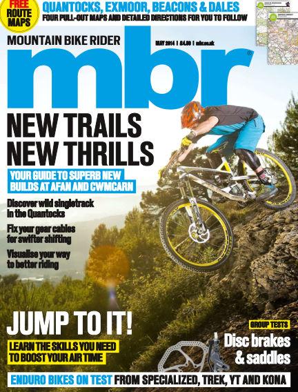 Mountain Bike Rider April 30, 2014 00:00